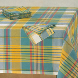 LINGE DE TABLE CHECK PRAIRIE