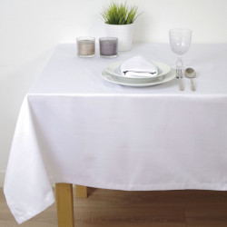 Hosteleria satin blanco