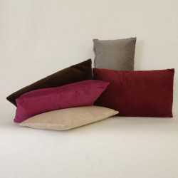 Velours coussin