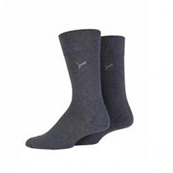Puma classic grey dark 2 paires