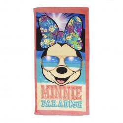 Serviette playa niña minnie paradise