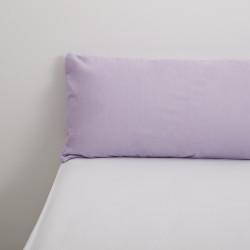 Tencel lila coussin