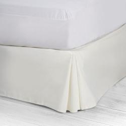 Couvre blanc dim canapé 5
