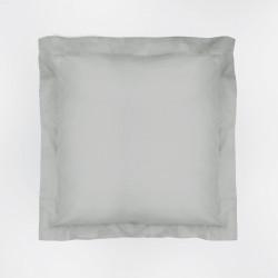 Housse de coussin 60x60 basic gris perle 23
