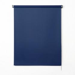Tissu bleu marine opaque enroulable