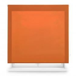 Tissu translucide orange rouleau