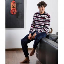 Pyjama rond pour homme 215610