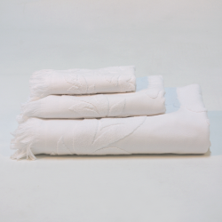Blanc jacquard set 994 serviettes