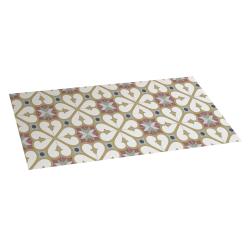 Bcn color vinyl carpet 50x110