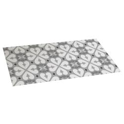 Vinyl bcn 50x110 grey carpet