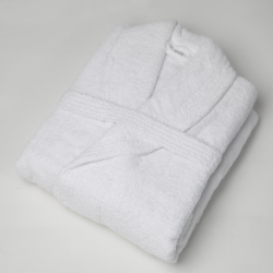 Couleurs blanc bathrobe